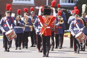 VFMAC Regimental Band @ NYC St. Patrick's Day Parade @ New York | New York | United States
