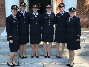 2019 ROTC Commissioning Ceremony @ Alumni Memorial Chapel of St Cornelius the Centurion | Wayne | Pennsylvania | United States