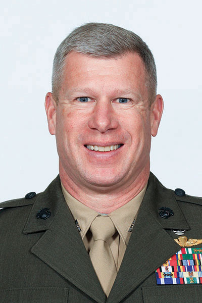 Col Stuart B. Helgeson, USMCR