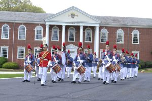 New Academy Regimental Band Member Move-In Day