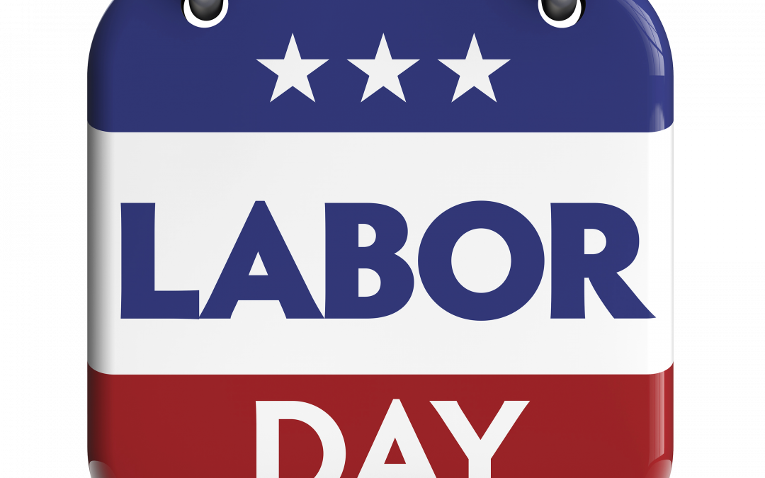 Labor Day (No Classes)
