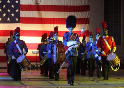 VFMAC Military Tattoo Performance A Great Success