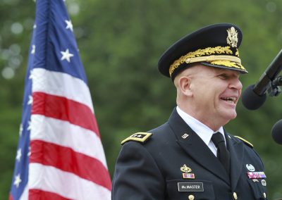 VFMC to Rename Center for Advancement of Security Studies as H.R. McMaster Center for Security Studies