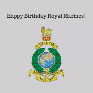 Happy Birthday Royal Marines!