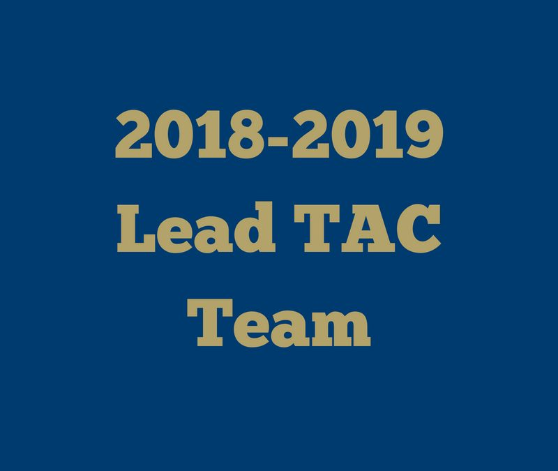 Meet VFMAC's 2018-19 Lead TAC Team
