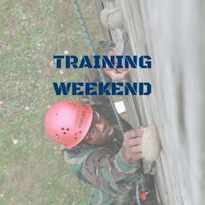 Closed/Training Weekend - February 2019