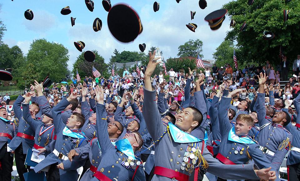 Academy Graduation
