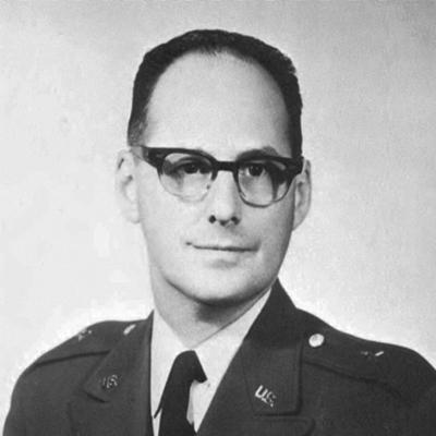Brigadier General Alfred Sanelli USA (Ret.) '39 TAPS