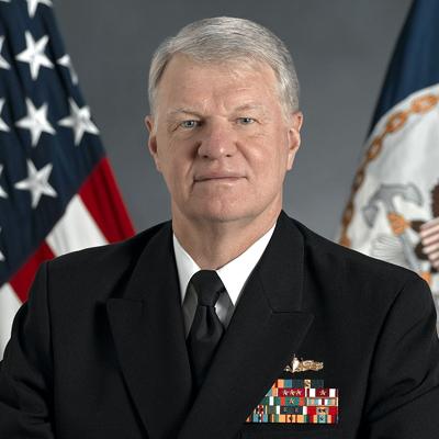 Admiral Gary Roughead USN (Ret.) '69
