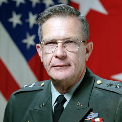 Lieutenant General John J. Yeosock, USA (Ret.) '55