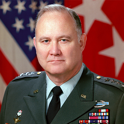General H. Norman Schwarzkopf USA (Ret.) '52