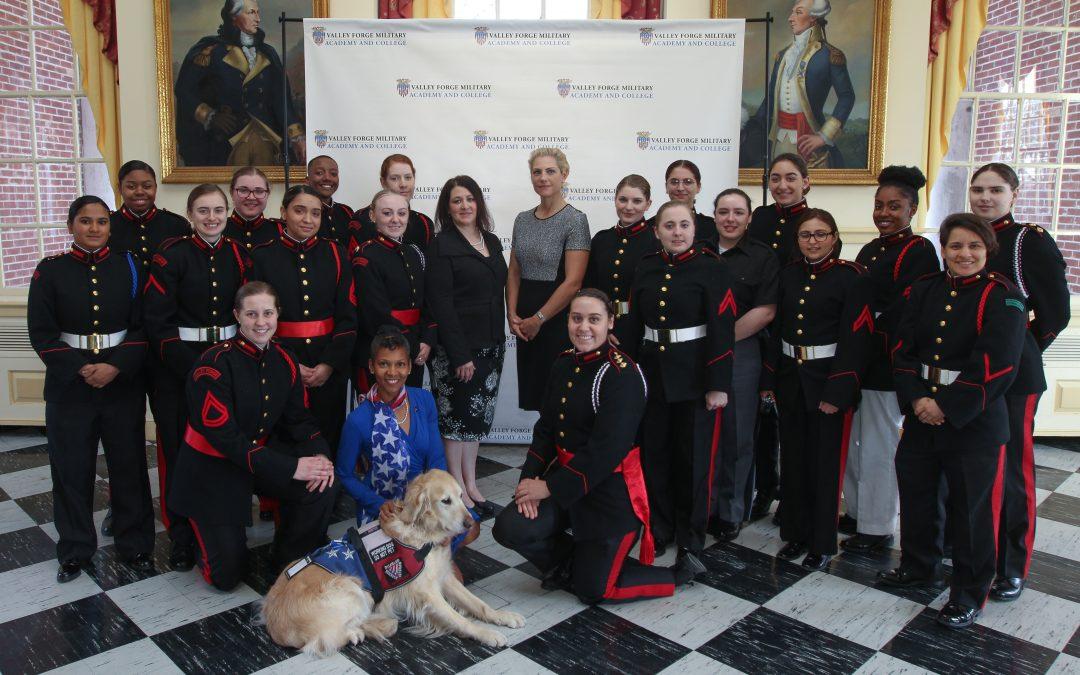 VFMC Hosts Third Annual Women's Leadership Symposium