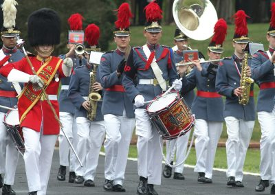 VFMAC Regimental Band to Perform in Royal Nova Scotia International Tattoo