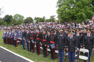 Academy & College Commencement @ Valley Forge Military Academy & College | Wayne | Pennsylvania | United States