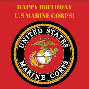 Happy Birthday US Marine Corps!