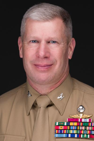 Col Stuart B. Helgeson, USMCR (Ret)