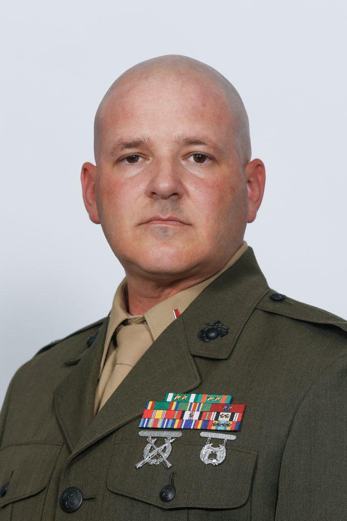 Chief Warrant Officer 3 (CWO3) Manuel Jimenez – Lead TAC