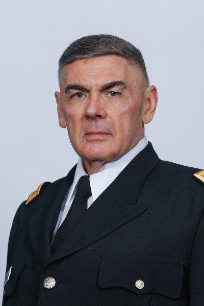 Richard Baker – Colonel (COL), VFMAC