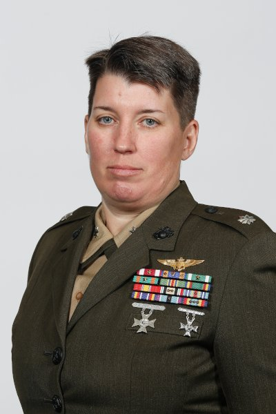 Tracy Hartley – Lieutenant Colonel (LtCol), USMC