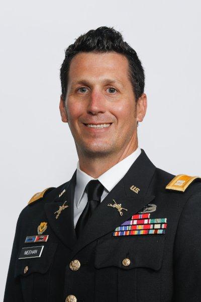 Shannon Meehan – Captain (CPT), U.S. Army (Ret.)