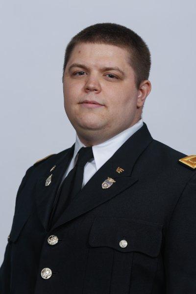 Zach Stauffenberg – Second Lieutenant (2LT), VFMAC